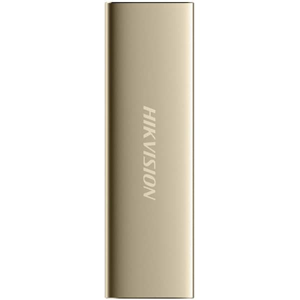 SSD portabil HIKVISION T100N, 480GB, USB 3.1 Type-C, auriu