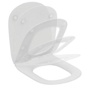 Capac WC IDEAL STANDARD Tesi T352701, duroplast, alb
