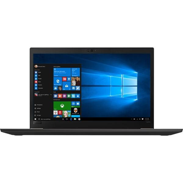 """Laptop LENOVO ThinkPad T480s, Intel Core i7-8550U pana la 4.0GHz, 14"""" QHD, 16GB, SSD 512GB, Intel UHD Graphics 620, Windows 10 Pro, Negru"""