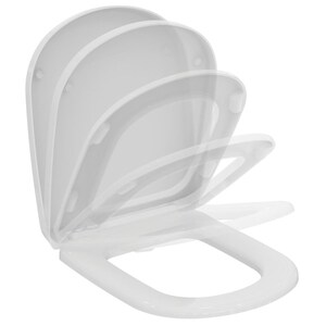 Capac WC IDEAL STANDARD Tempo T679301, duroplast, alb