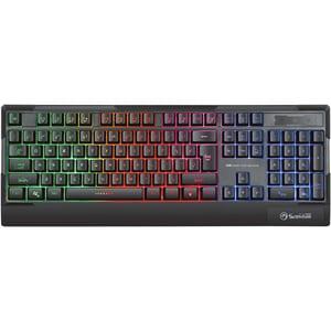 Tastatura Gaming MARVO K606, USB, negru