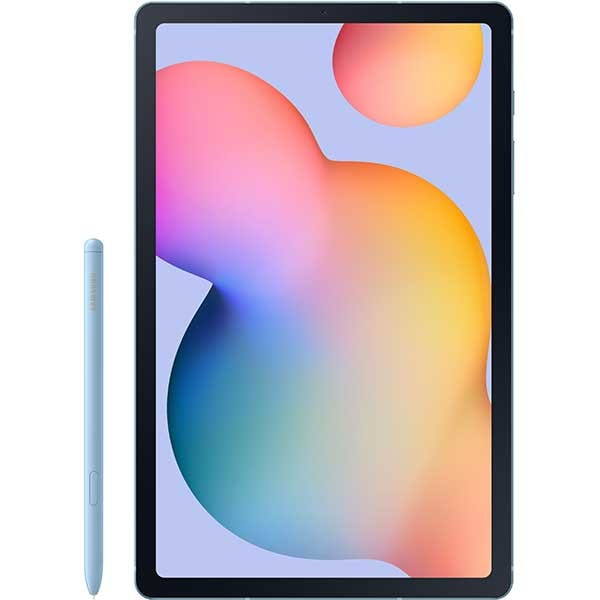 "Tableta SAMSUNG Galaxy Tab S6 Lite, 10.4"", 64GB, 4GB RAM, Wi-Fi + 4G, Angora Blue"