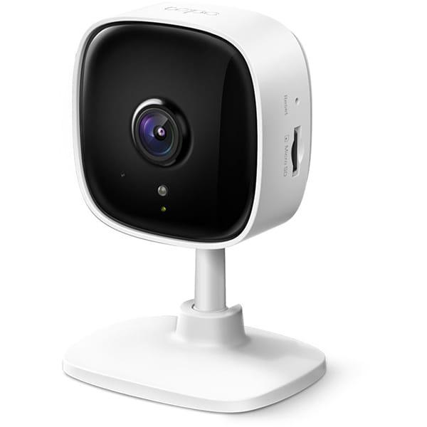 Camera IP Wireless TP-LINK Tapo C100, Full HD 1080p, IR, Night Vision, alb
