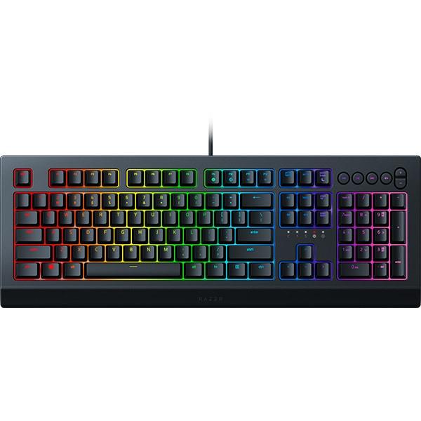 Tastatura Gaming RAZER Cynosa V2, Layout US, USB, negru