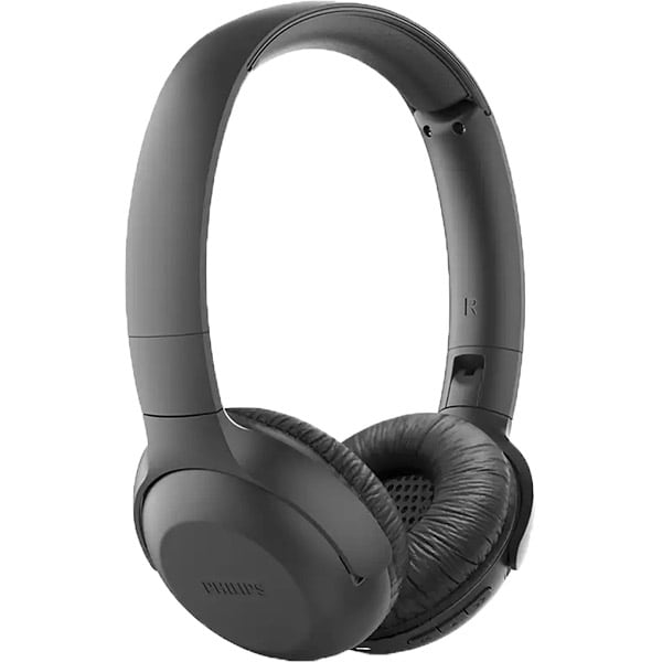 Casti PHILIPS UpBeat TAUH202BK/00, Bluetooth, On-Ear, Microfon, negru