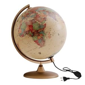 Glob pamantesc TECNODIDACTICA Discovery, diametru 30 cm, iluminat