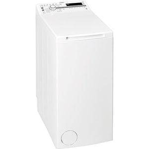 Masina de spalat rufe verticala WHIRLPOOL TDLR6030SEU/N, 6th Sense, 6 kg, 1000rpm, Clasa A+++, alb