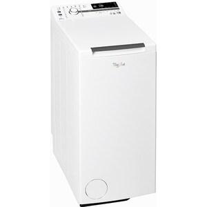 Masina de spalat rufe verticala WHIRLPOOL TDLR65230, 6th Sense, 6.5 kg, 1200rpm, Clasa A+++, alb