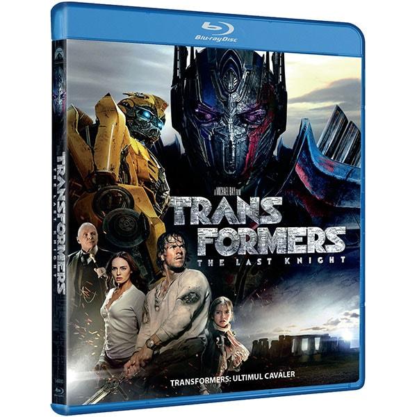 Transformers: Ultimul cavaler Blu-ray