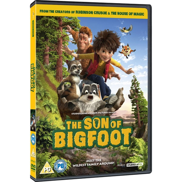 Bigfoot Junior DVD