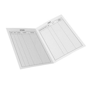 Registru intrare-iesire corespondenta VOLUM, A4, 100 file x 3 carnete
