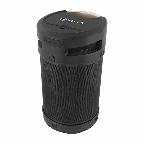 Boxa portabila TELLUR Rapture, 70W, Bluetooth, Waterproof, negru