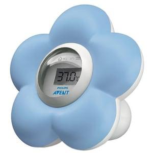 Termometru de baie si camera PHILIPS AVENT SCH550/20, albastru