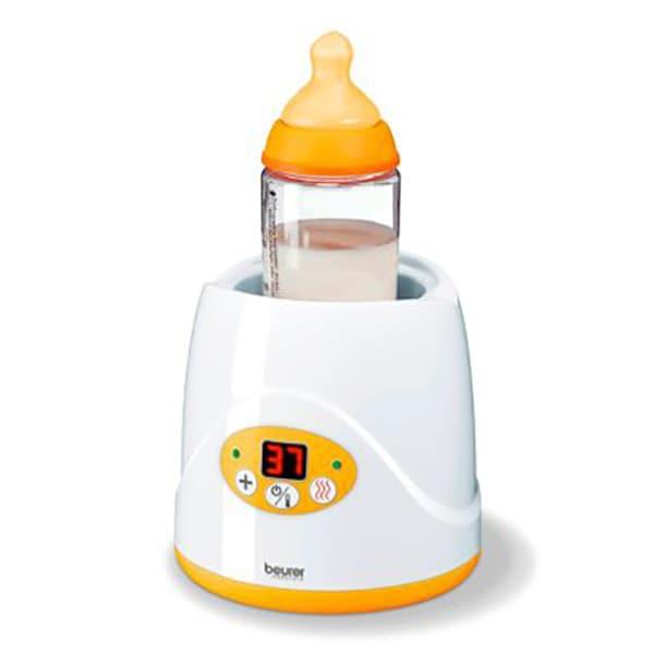 Incalzitor biberoane BEURER BY52, 80W, alb-portocaliu