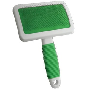 Perie tesala pentru animale WAHL 858456, verde