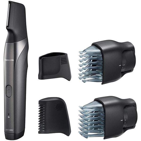 Trimmer PANASONIC ER-GY60-H503, baterie, negru