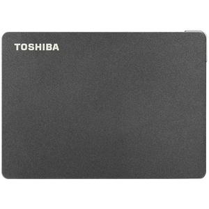 Hard Disk Drive portabil TOSHIBA Canvio Gaming, 4TB, USB 3.2 Gen 1, negru