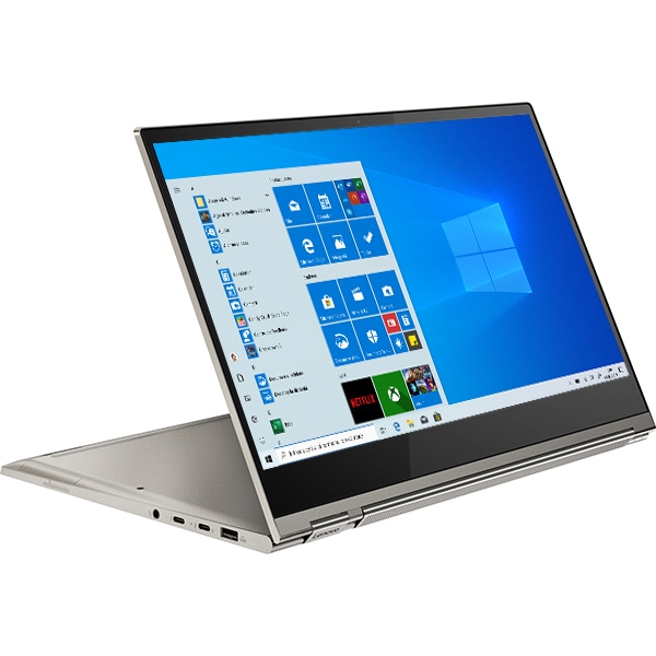 "Laptop 2 in 1 LENOVO Yoga C930-13IKB, Intel® Core™ i7-8550U pana la 4.0GHz, 13.9"" UHD 4K Touch, SSD 2TB, 16GB,  Intel® UHD Graphics 620 , Windows 10 Home, Mica"