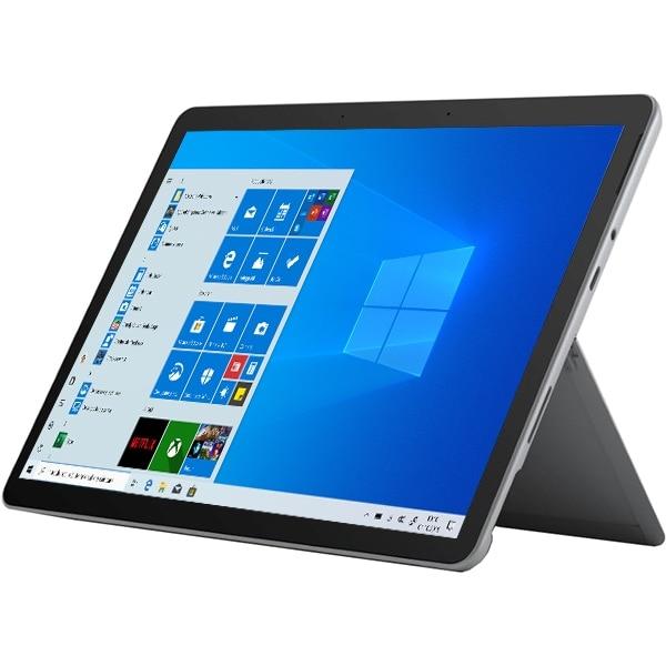 "Laptop 2 in 1 MICROSOFT Surface Go 2, Intel Pentium Gold 4425Y 1.7GHz, 10.5"" Touch, 8GB, SSD 128GB, Intel UHD Graphics 630, Windows 10 Home, argintiu"