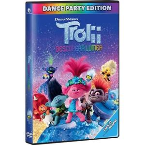 Trolii 2 - Descopera lumea DVD