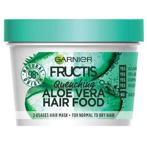 Masca de par GARNIER Fructis Hair Food Aloe Vera, 390ml