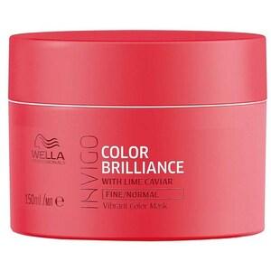 Masca de par WELLA Invigo Color Brilliance For Fine Hair, 150ml