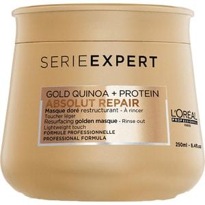 Masca de par L'OREAL Professionnel Absolut Repair Gold Quinoa, 250ml