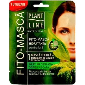 Masca de fata hidratanta PLANT LINE, 25g