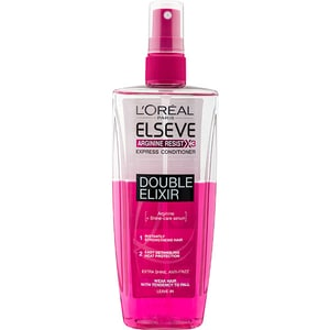 Tratament bi-fazic pentru par ELSEVE Arginine Resist Double Elixir, 200ml