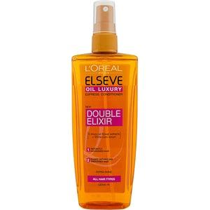 Tratament bi-fazic pentru par ELSEVE Ulei Extraordinar Double Elixir, 200ml