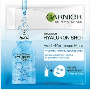 Masca de fata cu acid hialuronic GARNIER Skin Naturals Fresh-Mix, 33gr