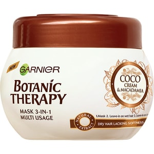 Masca de par GARNIER Botanic Therapy Coco&Macadamia, 300ml