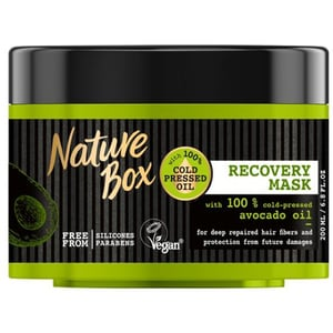 Masca de par NATURE BOX Avocado, 200ml