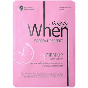 Masca de fata WHEN Present Perfect, 23ml