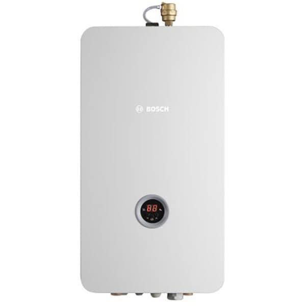 Centrala termica electrica BOSCH Tronic Heat 3500, 18 kW, alb-gri