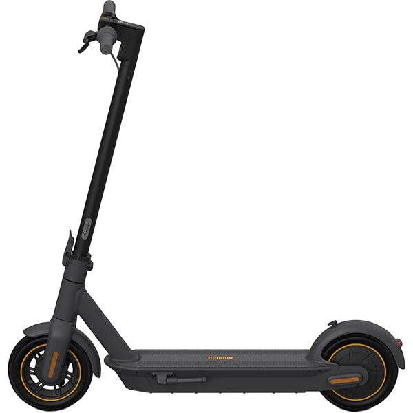 Trotineta electrica NINEBOT KickScooter MAX G30, 10 inch, pliabila, dark grey