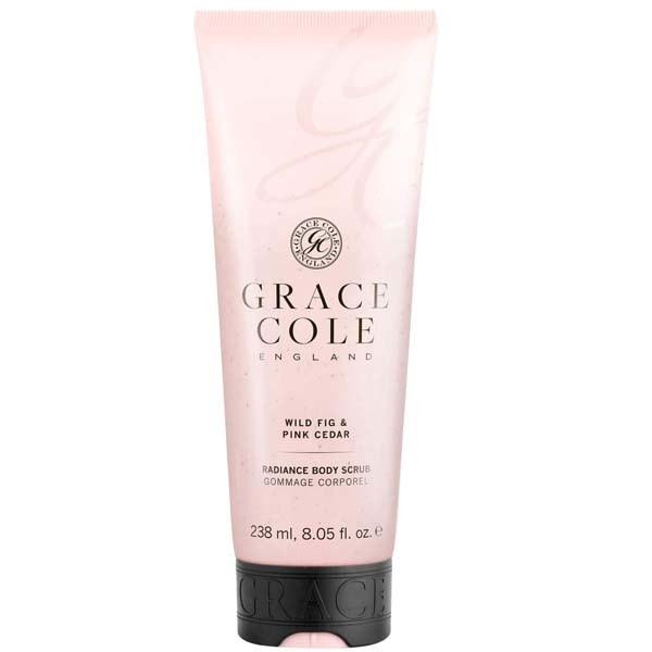 Exfoliant pentru corp GRACE COLE Wild Fig&Pink Cedar, 225ml