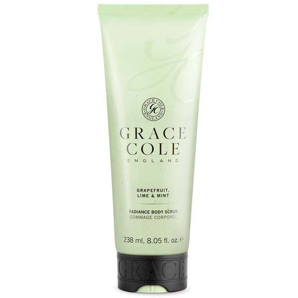 Exfoliant pentru corp GRACE COLE Grapefruit, Lime&Mint 238ml