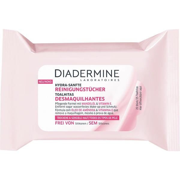 Servetele demachiante DIADERMINE, 25buc