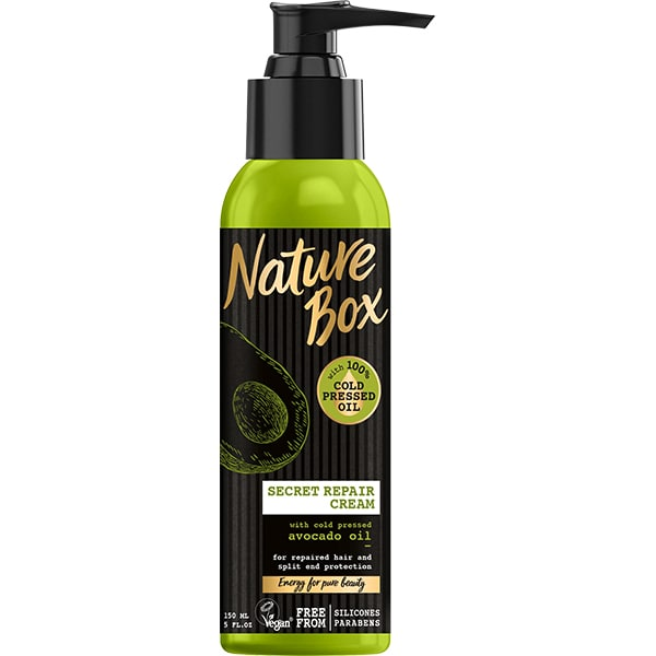 Tratament pentru par NATURE BOX Avocado, 150ml