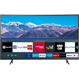 Televizor Curbat LED Smart SAMSUNG 65TU8372, Ultra HD 4K, HDR, 163 cm