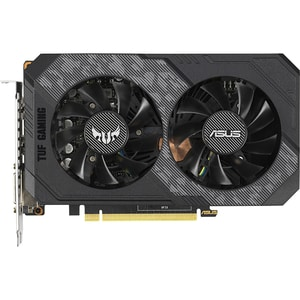 Placa video ASUS NVIDIA GeForce GTX 1660 OC TUF Gaming, 6GB GDDR5, 192bit, TUF-GTX1660-O6G-GAMING