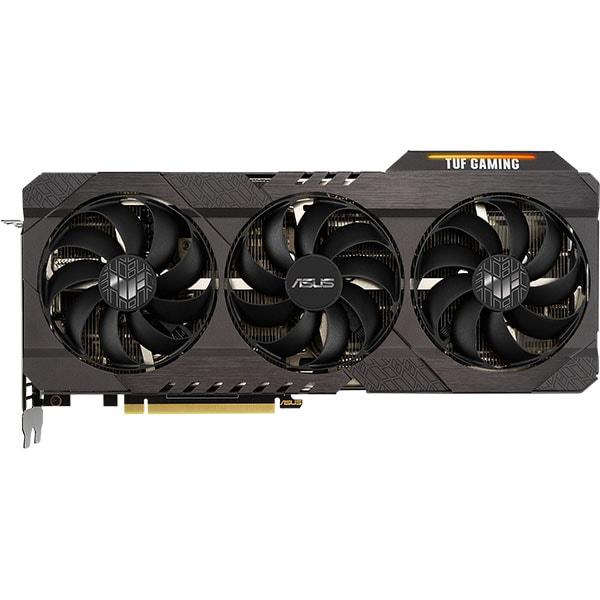 Placa video ASUS TUF Gaming GeForce RTX 3070, 8GB GDDRL, 256bit, TUF-RTX3070-8G-GAMING