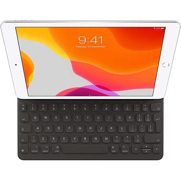 Tastatura APPLE Smart Keyboard MX3L2Z/A pentru iPad 7/8 Gen, iPad Air 3, Layout INT EN