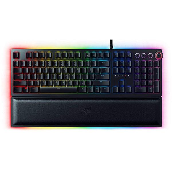 Tastatura gaming mecanica RAZER Huntsman Elite, US INT Layout