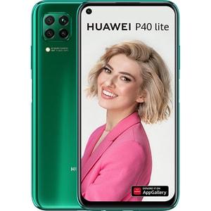 Telefon HUAWEI P40 Lite, 128GB, 6GB RAM, Dual SIM, Crush Green