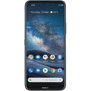 Telefon NOKIA 8.3 5G, 64GB, 6GB RAM, Dual SIM, Polar Night