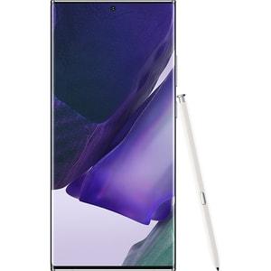 Telefon SAMSUNG Galaxy Note 20 Ultra 5G, 256GB, 12GB RAM, Dual SIM, Mystic White