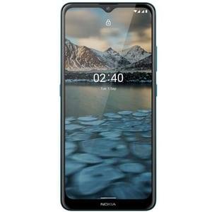 Telefon NOKIA 2.4, 32GB, 2GB RAM, Dual SIM, Fjord