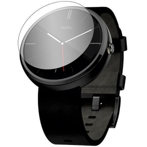Folie Tempered Glass pentru Motorola Moto 360, SMART PROTECTION, display